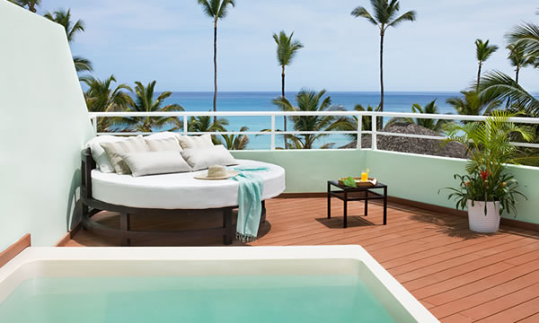 Excellence Punta Cana Rooftop Jacuzzi