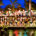 Live music at Excellence Riviera Cancun